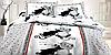 Постельное белье Коты евро Bedding collection