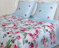"""Полуторное постельное белье """"Асоль розовая"""", фото 1"""