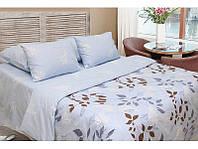 """Постельное белье """"Парадиз"""" на двуспальную кровать евро размера"""