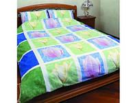 """Постельное белье евро размера """"Голландия"""" Premium на двуспальную кровать"""