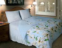 """Постельное белье евро размера """"Лилит"""" Standart на двуспальную кровать"""