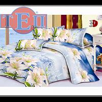 """Двуспальное постельное белье """"Венера"""" 3D , фото 1"""