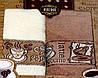 Набор полотенец Кофе и молоко 2 шт. размер 40х60