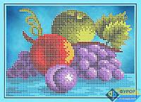 Схема для вышивки бисером - Натюрморт из фруктов, Арт. ДБч5-117