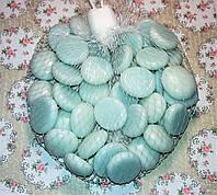 Декоративный стеклянный камень, Снежанна, фото 1