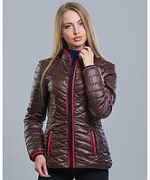 Куртка осень - 7 шоколад Последний размер - 50!