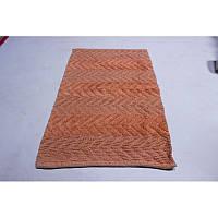 Красивый коврик из хлопка размером 90*150 см