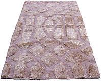 Индийский коврик из хлопка размер 90*150 см в ванную