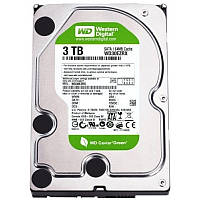 Жесткий диск Western Digital Green 3TB 5400rpm 64MB WD30EZRX 3.5 SATA III
