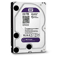 Жесткий диск Western Digital Purple 2TB 64MB 5400rpm WD20PURX 3.5 SATA III