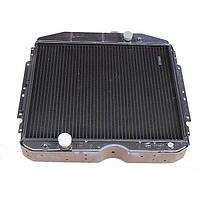 Радиатор вод. охлаждения ГАЗ 53 (3 рядн.медь)