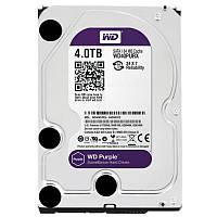Жесткий диск Western Digital Purple 4TB 64MB 5400rpm WD40PURX 3.5 SATA III