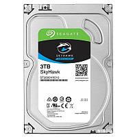 Жесткий диск Seagate SkyHawk HDD 3TB 5900rpm 64MB ST3000VX010 3.5 SATAIII