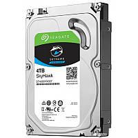 Жесткий диск Seagate SkyHawk HDD 4TB 5900rpm 64MB ST4000VX007 3.5 SATAIII