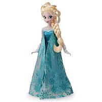 """Королева Эльза Дисней """"Холодное сердце"""" Дисней кукла детская 2014, фото 1"""