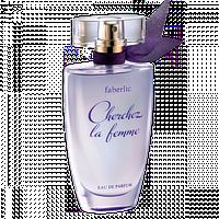 Парфюмерная вода для женщин Faberlic Cherchez la femme