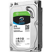Жесткий диск Seagate SkyHawk HDD 2TB 5900rpm 64MB ST2000VX008 3.5 SATAIII