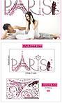 Интерьерная наклейка на стену Париж (140х76), фото 3