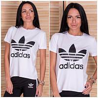 Спортивная женская футболка в разных расцветках r-5FU229