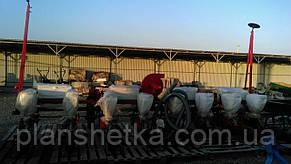 Сеялка тракторная пневматическая СУ - 8 ( кукуруза, подсолнечник)