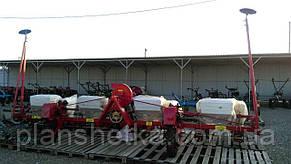 Сеялка тракторная пневматическая СУ - 8 М  ( кукуруза, подсолнечник)