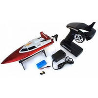 Катер на р/у Racing Boat 2.4GHz (красный)