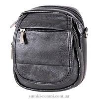 Мужская сумка из кожзаменителя 301482