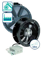 Вентиляторы Systemair AR Sileo