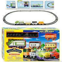 Детская железная дорога Chuggington (3022)