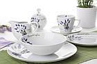 Сервиз столово-чайный Лаванда (Lubiana) 32 предмета