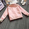 Женская короткая курточка-парка (демисезон), фото 3