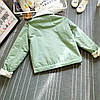 Женская короткая курточка-парка (демисезон), фото 8