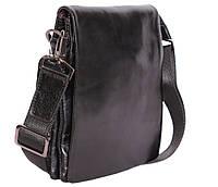 Глянцевая кожаная сумка турецкого производства