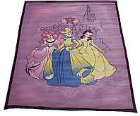 Коврик с принцессами 200*300 см