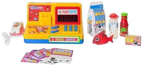 Кассовый аппарат детский игровой набор Мой магазин 7253