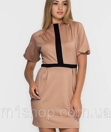 Женское платье с рукавом фонарик (2155 sk), фото 2
