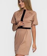 Женское платье с рукавом фонарик (2155 sk), фото 3