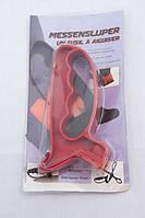 Точилка для ножей и ножниц - пластик, разноцветный