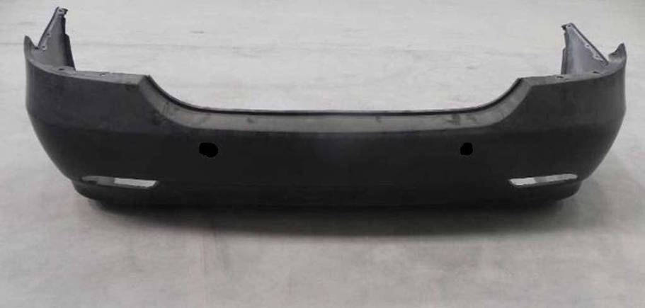 Задний бампер BYD F3 05-13 черный (FPS) 17080200F3004, фото 2