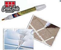 Маркер-олівець для плиткових швів Grout Aide & Tile Marker, водонепроникний, фото 1