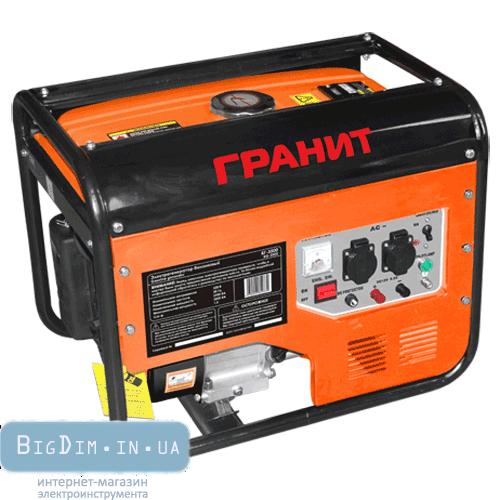 Бензогенератор Гранит БГ-3500