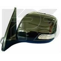 Зеркало боковое Toyota Land Cruiser Prado 150 10-13 левое  с обогревом