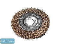 Щетка дисковая 150 мм MasterTool 19-9215