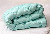 Одеяло двуспальное стеганное ОДА (овечья шерсть)
