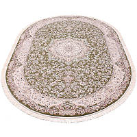 Овальный ковер с восточным узором (разные цвета) 150*300 см.