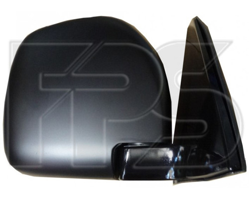Зеркало боковое Mitsubishi Pajero Wagon 3 00-07, правое (FPS) FP 3735