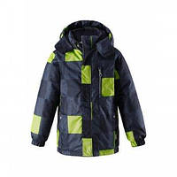 Зимняя детская куртка для мальчика Lassie 721719 - 6961. Размер 104 - 134.