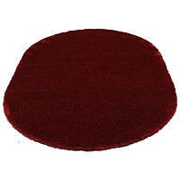 Овальный коврик с длинным ворсом (разные цвета) 70*110 см