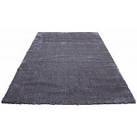 Лохматый коврик из полиэстера  160*230 см.