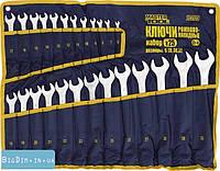 Ключи рожково-накидные набор 20 MasterTool 71-2120